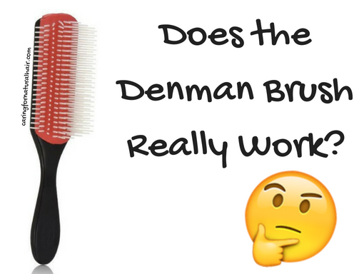 denman brush review