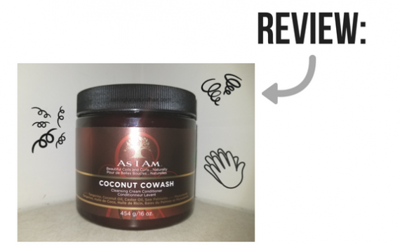as i am coconut cowash review