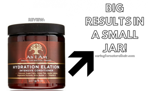as i am hydration elation review