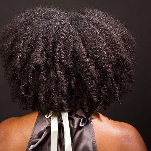 Transitioning Back To Natural Hair