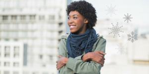 how to maintain natural hair in the winter