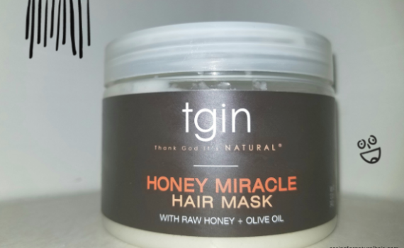 tgin honey miracle mask review
