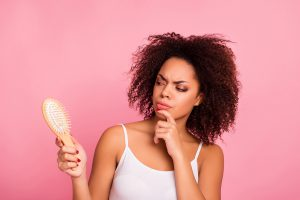 how to care for natural hair at night