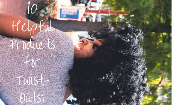 natural hair products for twist-outs