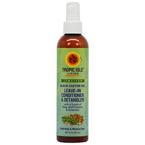 leave-in sprays for natural hair