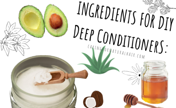 good ingredients for diy deep conditioners