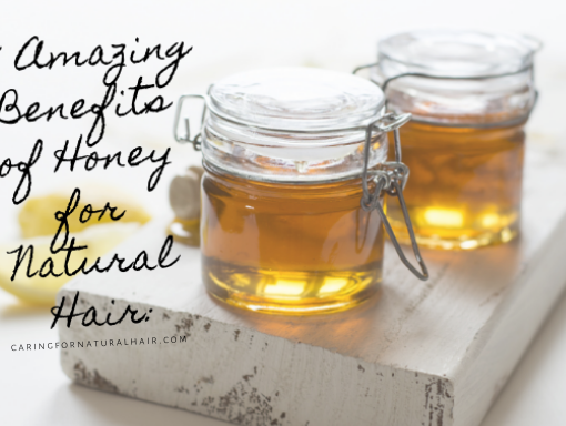 benefits of honey for natural hair